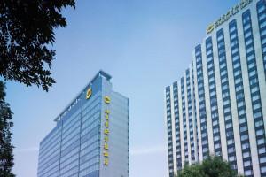 Exterior view of Shangri-La Hotel-Beijing.