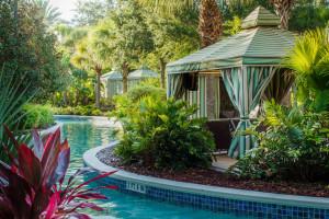Cabanas at Holiday Inn Club Vacations at Orange Lake Resort.
