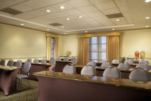 Meeting room at Pier House Resort & Spa.