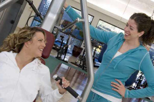 Fitness Center at Green Valley Spa
