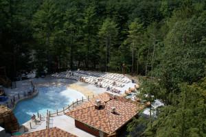 Splash pool at Chula Vista Resort.