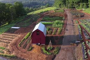Farm near The Woodstock Inn & Resort.