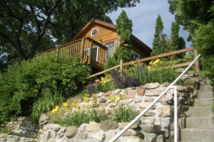 Cabins at Crown Point Resort
