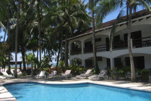 Exterior view of Hotel Pochote Grande.