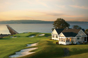 Golf Course at The Samoset Resort