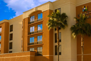 Exterior View of Hyatt Place Tucson Airport