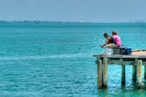Fishing at Anna Maria Vacations.