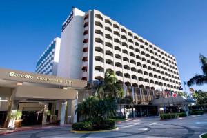 Hotel View at Barceló Guatemala City