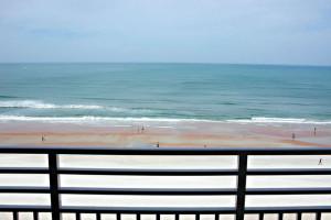 Suite view at Wyndham Ocean Walk Resort.
