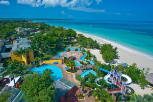 Exterior view of Beaches Negril.
