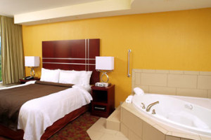 King Whirlpool Suite at SpringHill Suites - Pigeon Forge