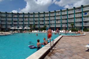 Exterior View of Hawaiian Inn