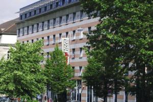 Exterior view of Inter City Hotel Nürnberg.