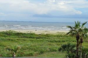 Island view at A B Sea Resorts.