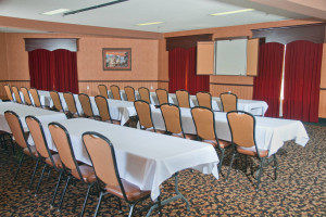 Meeting room at The Branson Stone Castle Hotel & Conference Center.