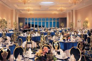 Wedding venue at Kingsmill Resort.