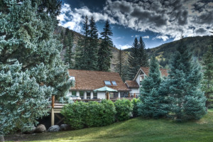 Rental exterior at Beaver Creek Rentals by Owner.