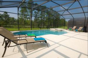 Rental pool at Florida Dream Management Company.
