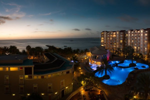 Exterior view of Divi Aruba Phoenix.