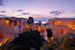 Exterior view of Mövenpick Dead Sea Resort & Spa.