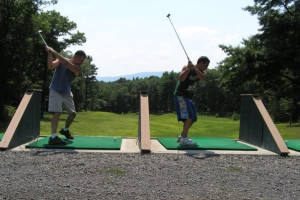 Driving Range at Wolff's Maple Breeze Resort