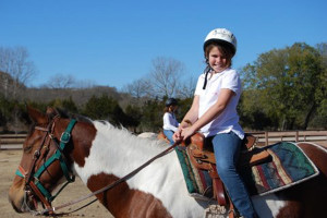 Horseback Riding at Stablewood Springs Resort
