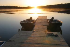 The Lake at Horwood Lake Lodge