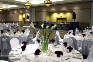 Wedding reception at The Steamboat Grand.
