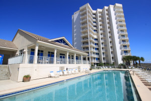 Vacation rental exterior at Luxury Coastal Vacations.