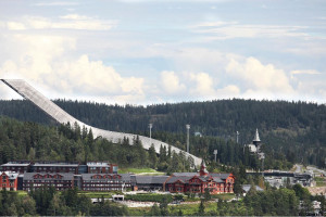 Exterior view of Holmenkollen Park Hotel Rica.