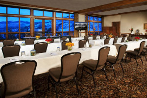 Meeting room at The Pines Lodge, A Rock Resort.