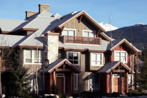 Rental exterior at Whistler Premier Resort.