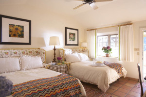 Guest Room at Lake Austin Spa Resort
