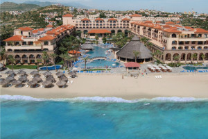 Exterior view of Club Solaris All Inclusive Resort & Hotel Los Cabos.