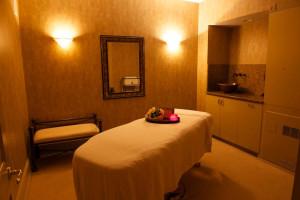The spa at The Inn at Pocono Manor.