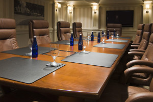 Boardroom at The Inns at Equinox.