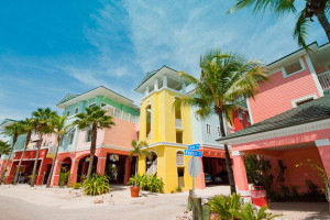 Exterior view of Lighthouse Resort Inn & Suites.