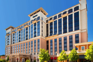 Exterior view of The Westin Huntsville.