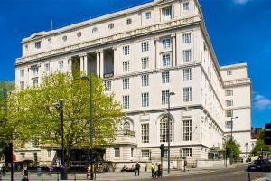 Exterior view of Britannia Adelphi Hotel.