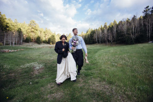 Wedding at Meadow Creek Lodge and Event Center.