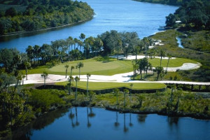 Waterlefe Golf & River Club near Sand Cay Beach Resort.