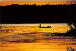 Fishing at Samara Point Resort.