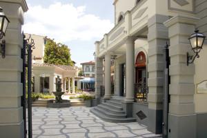 Exterior view of Montebello Splendid.