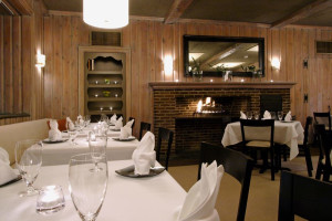 Quince Restaurant at The Homestead.