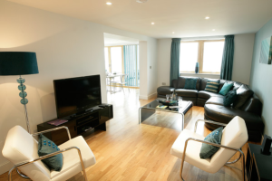Fistral Beach Cornwall 4-bedroom.