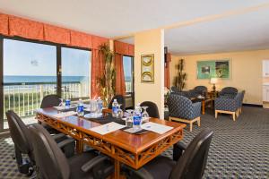 Meeting room at Westgate Myrtle Beach.
