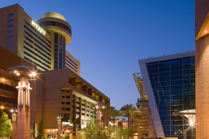 Exterior View at Hyatt Regency Phoenix