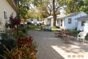 Cottages at Parkside Cottages.