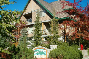 Exterior view of Whistler Retreats.