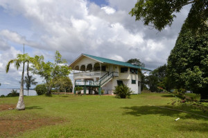 Exterior view of Shanklands Rainforest Resort.